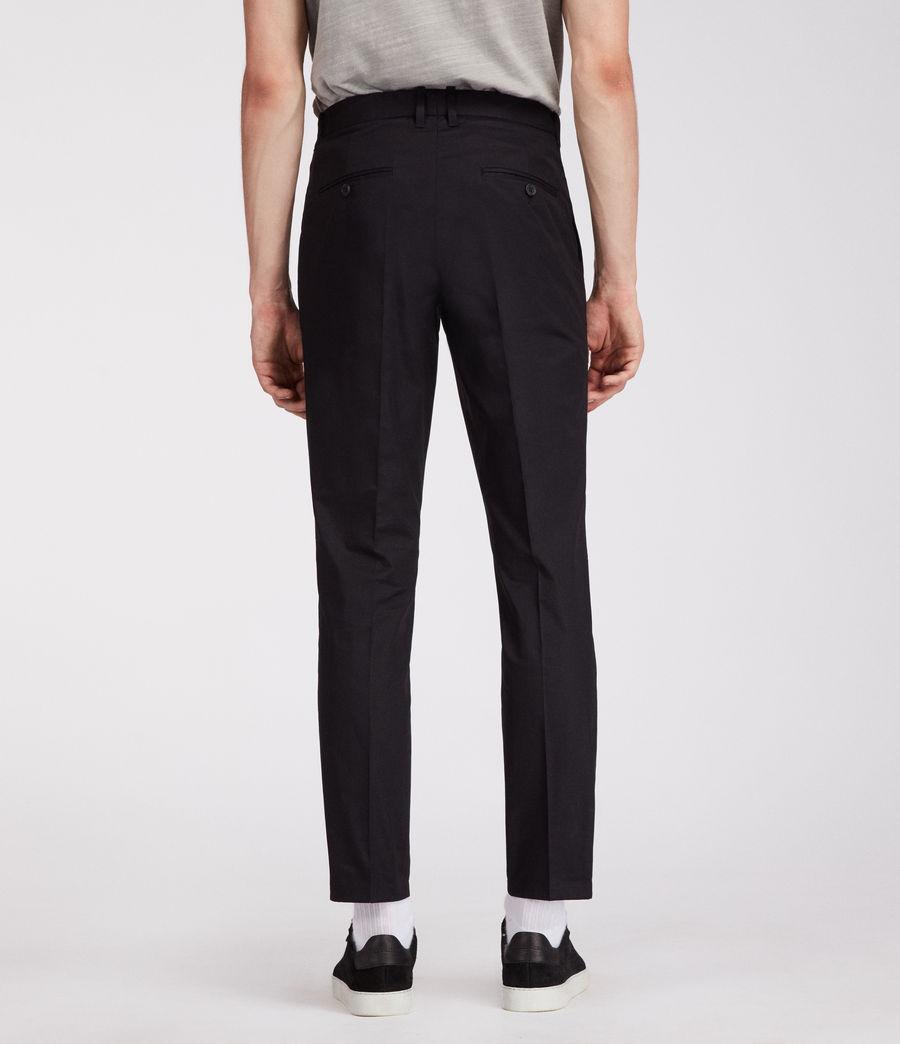 Men's Tuneche Trouser (black) - Image 3