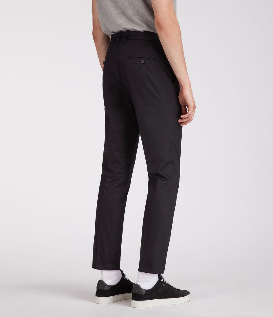 Men's Tuneche Trouser (black) - Image 4