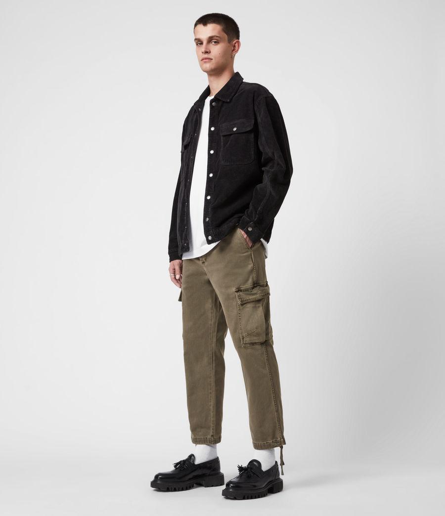 Hommes Pantalon Fore (mangrove_brown) - Image 1