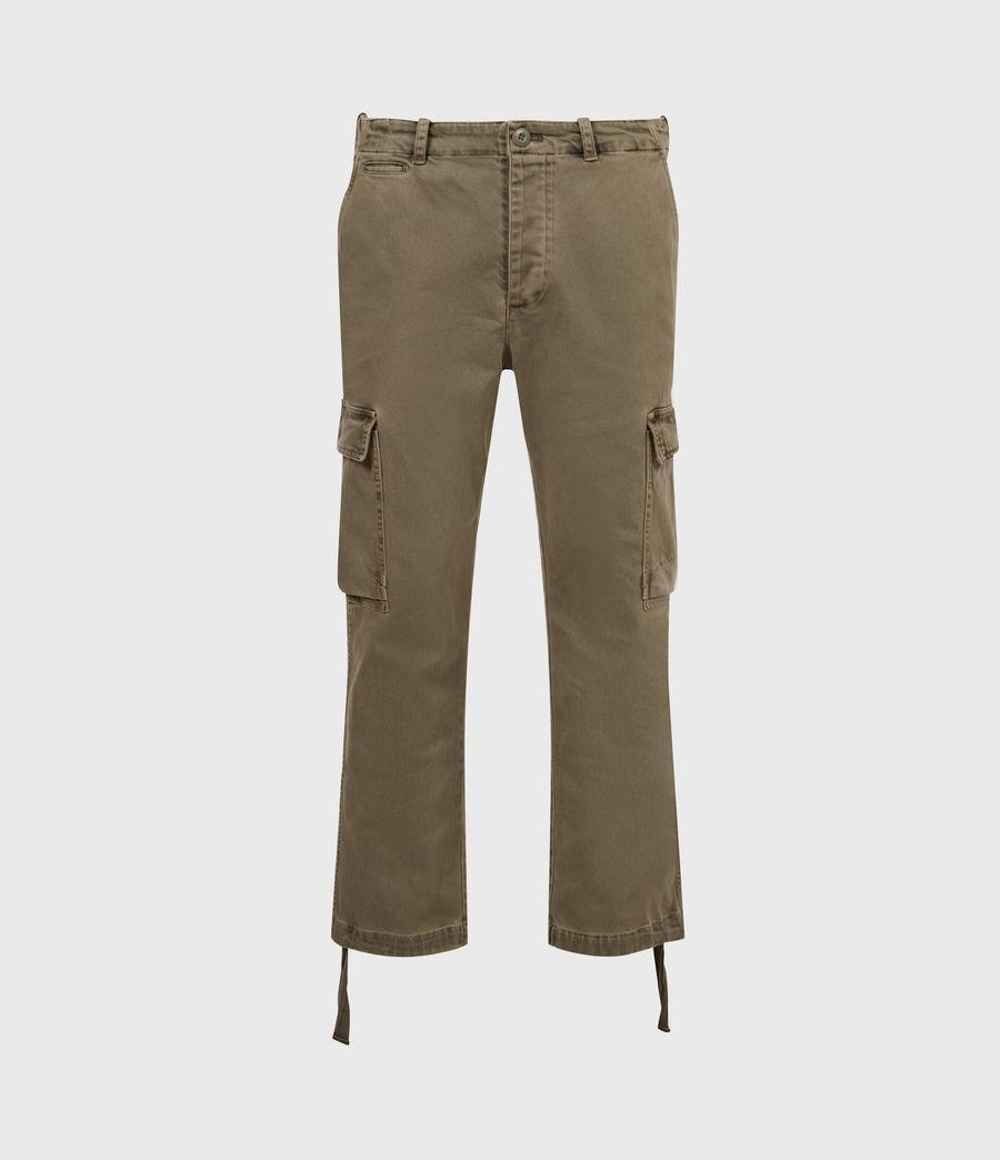 Hommes Pantalon Fore (mangrove_brown) - Image 2