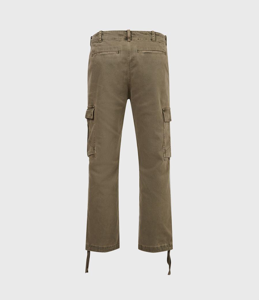 Hommes Pantalon Fore (mangrove_brown) - Image 3