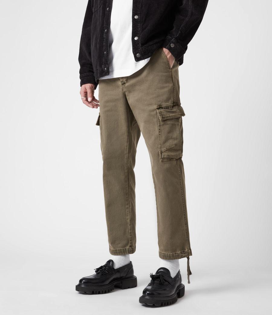 Hommes Pantalon Fore (mangrove_brown) - Image 4