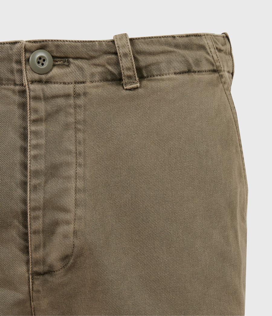 Hommes Pantalon Fore (mangrove_brown) - Image 5