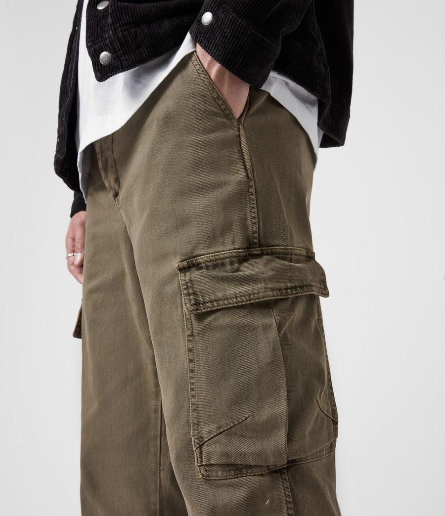 Hommes Pantalon Fore (mangrove_brown) - Image 6