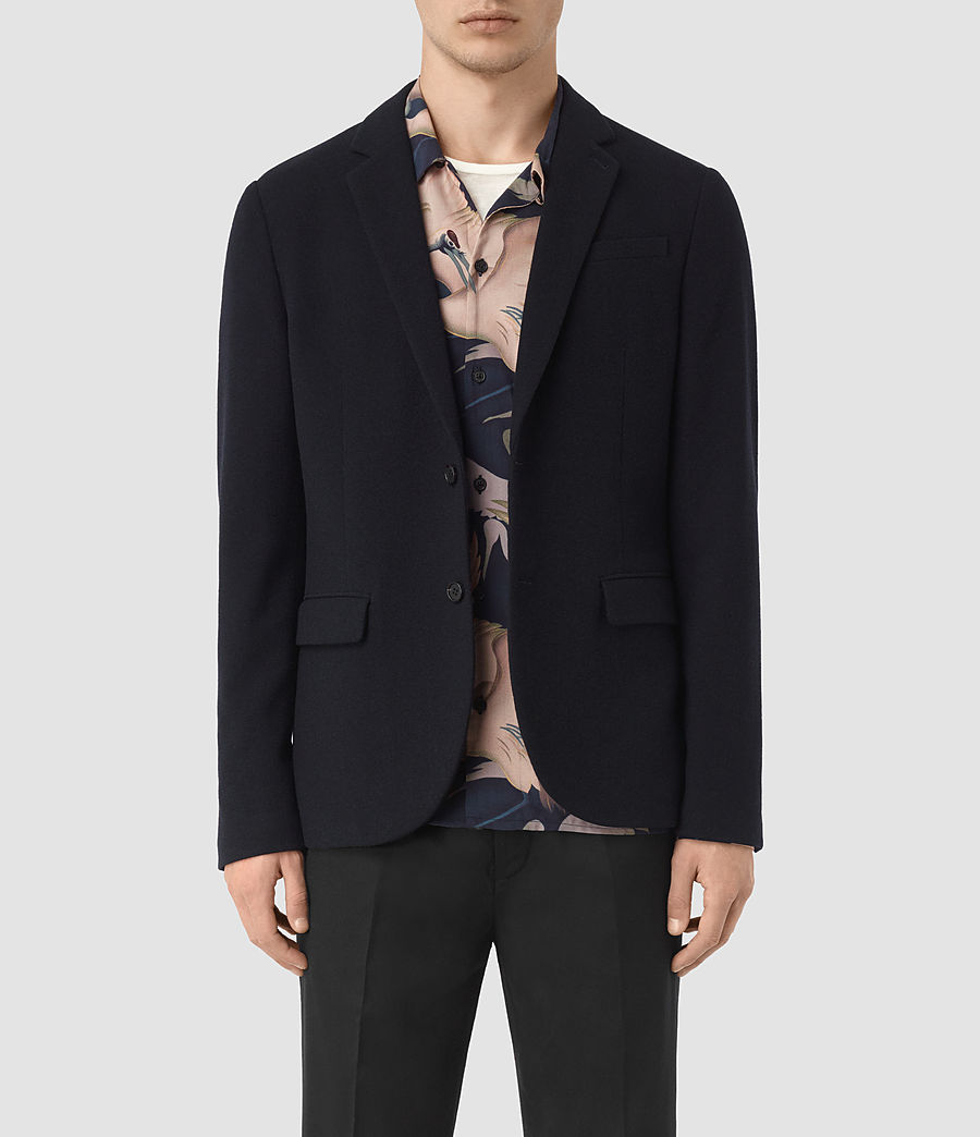 Men's Malton Blazer (ink_navy) - Image 1