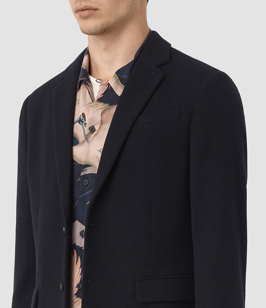 Men's Malton Blazer (ink_navy) - Image 2