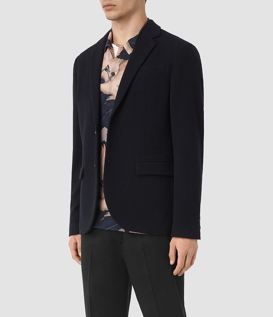 Men's Malton Blazer (ink_navy) - Image 3