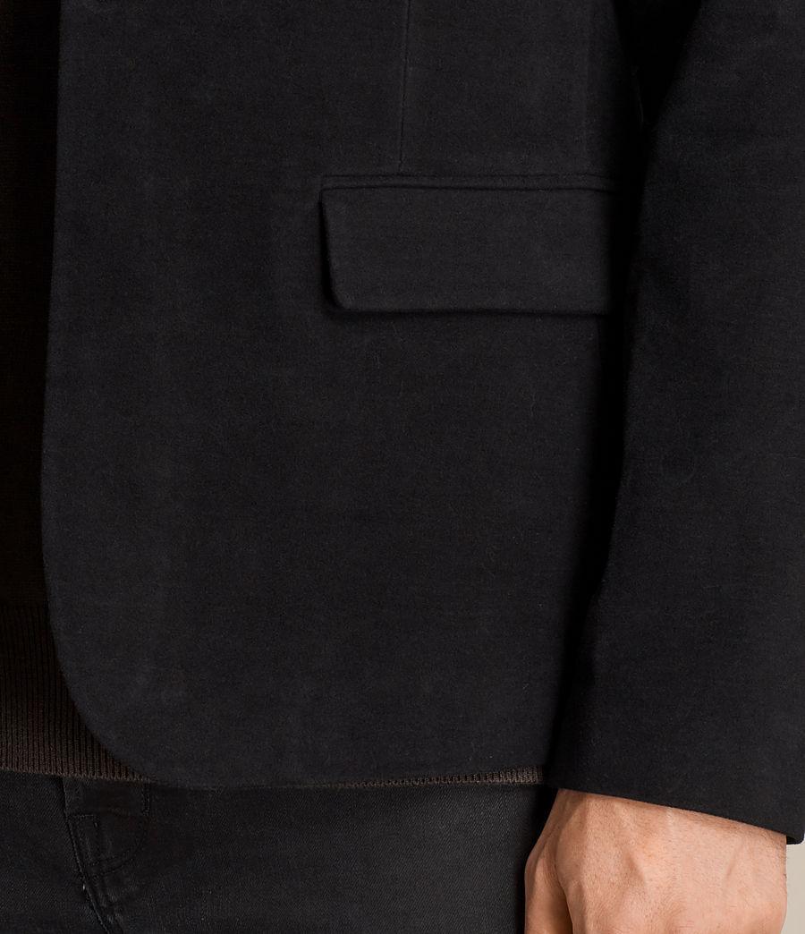 Uomo Blazer Wards (black) - Image 5