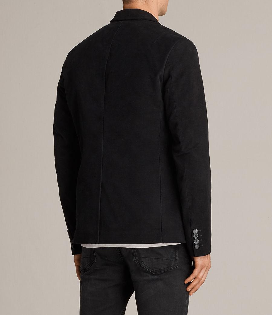 Uomo Blazer Wards (black) - Image 8