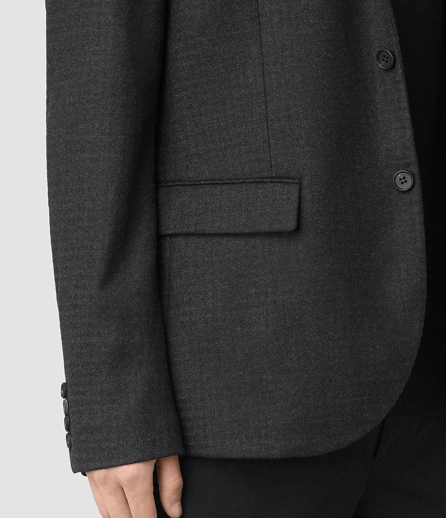 Men's Eldon Blazer (charcoal_grey) - Image 2