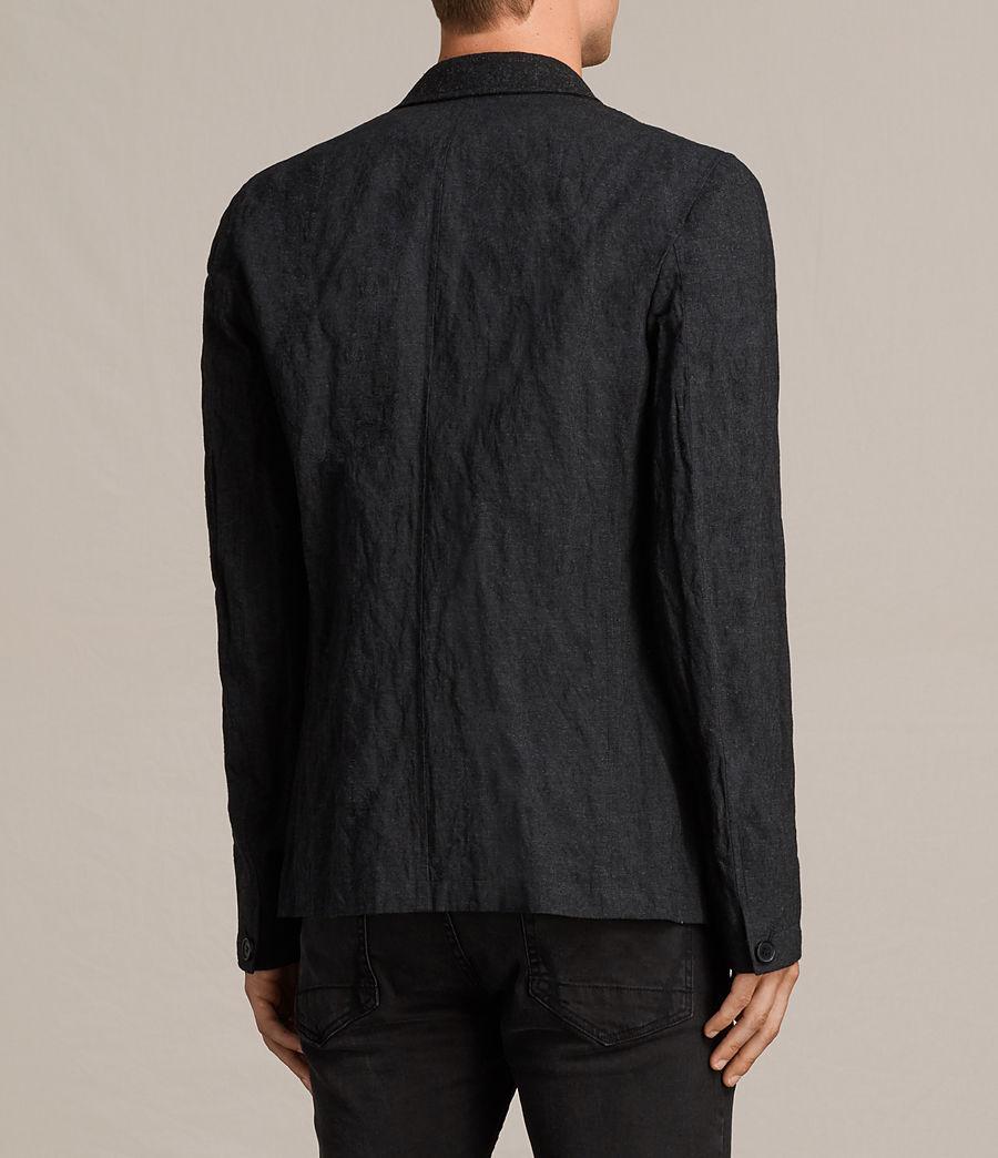 Hommes Blazer Strat (charcoal_grey) - Image 6
