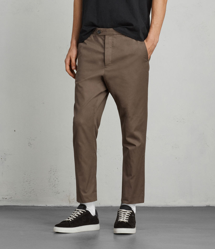 Men's Kato Trouser (khaki_green) - Image 2