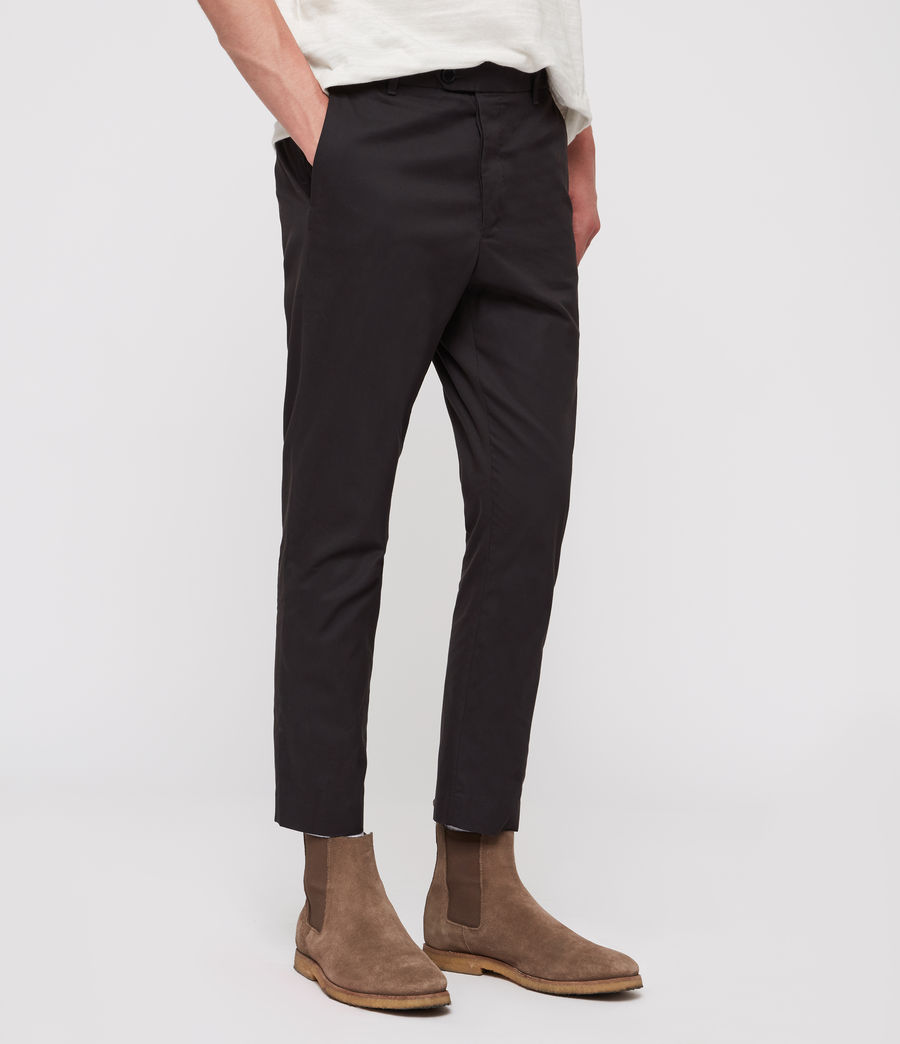 Mens Kato Pant (charcoal_grey) - Image 1