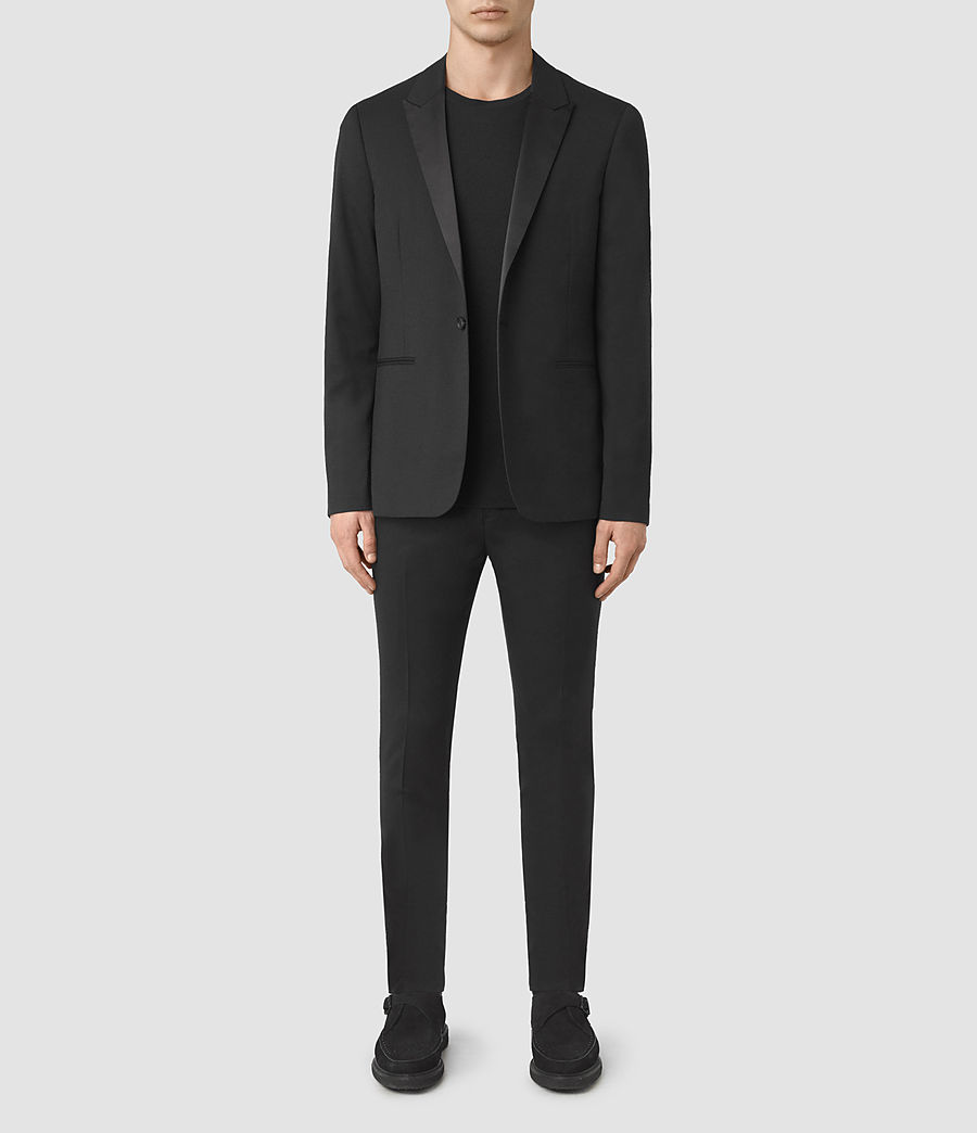 Men's Soto Blazer (black) - Image 1