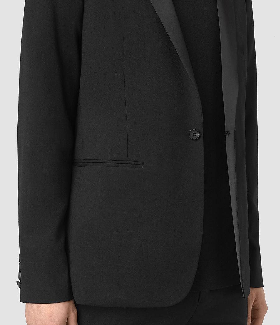 Men's Soto Blazer (black) - Image 2