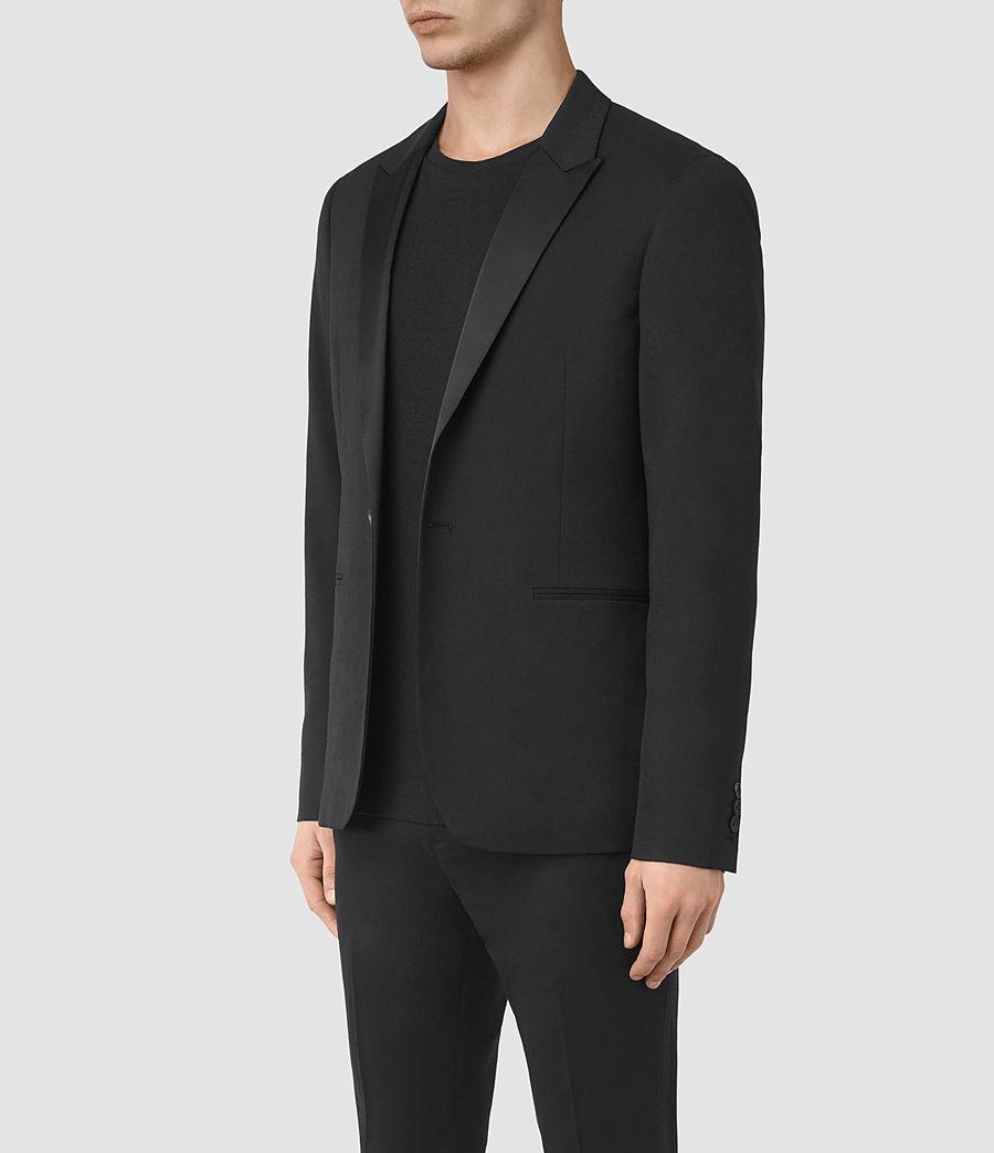 Men's Soto Blazer (black) - Image 3