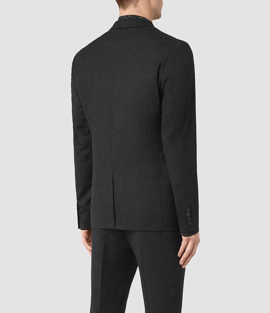 Men's Soto Blazer (black) - Image 4