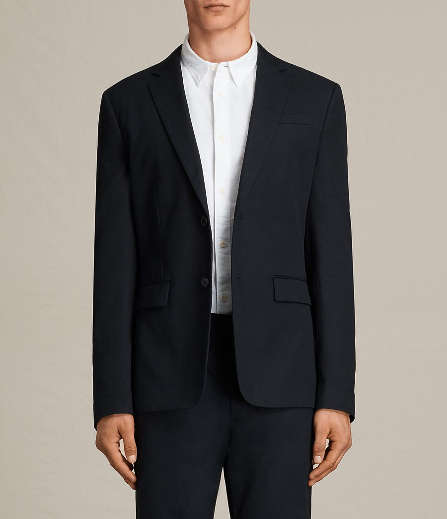 Men's Avon Blazer (ink_navy) - Image 1