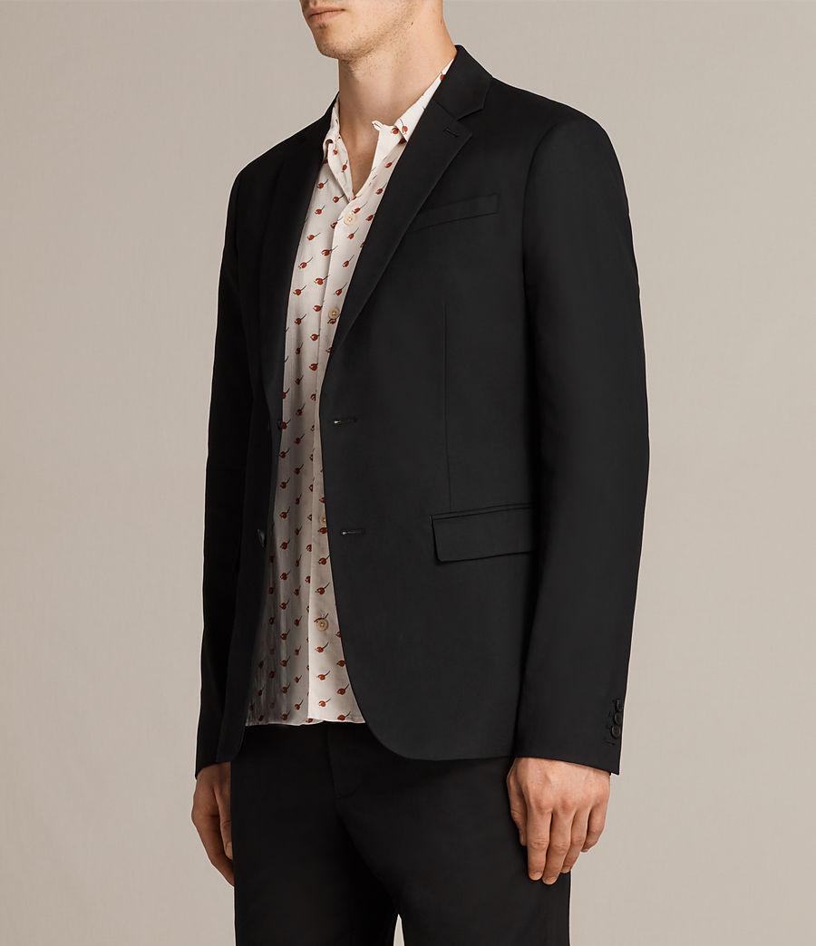 Uomo Blazer Avon (black) - Image 3