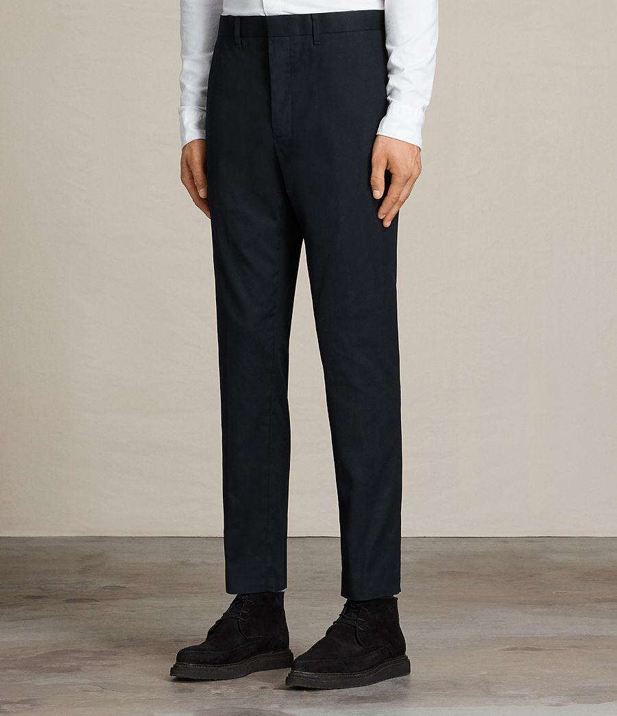 Hombres Pantalones Avon (ink_navy) - Image 3