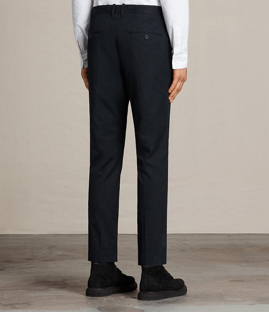 Hombres Pantalones Avon (ink_navy) - Image 4