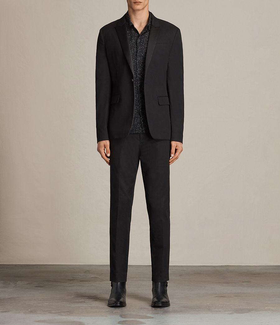 Hombres Blazer Haines (black) - Image 1