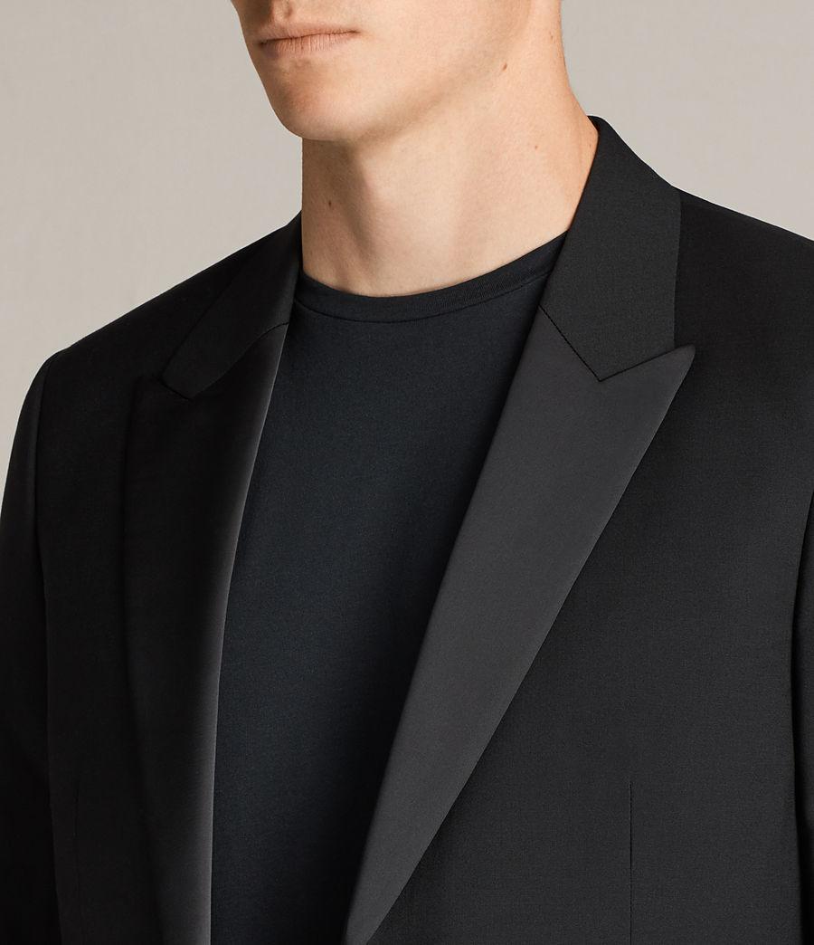 Hombres Blazer Elbridge (black) - Image 2