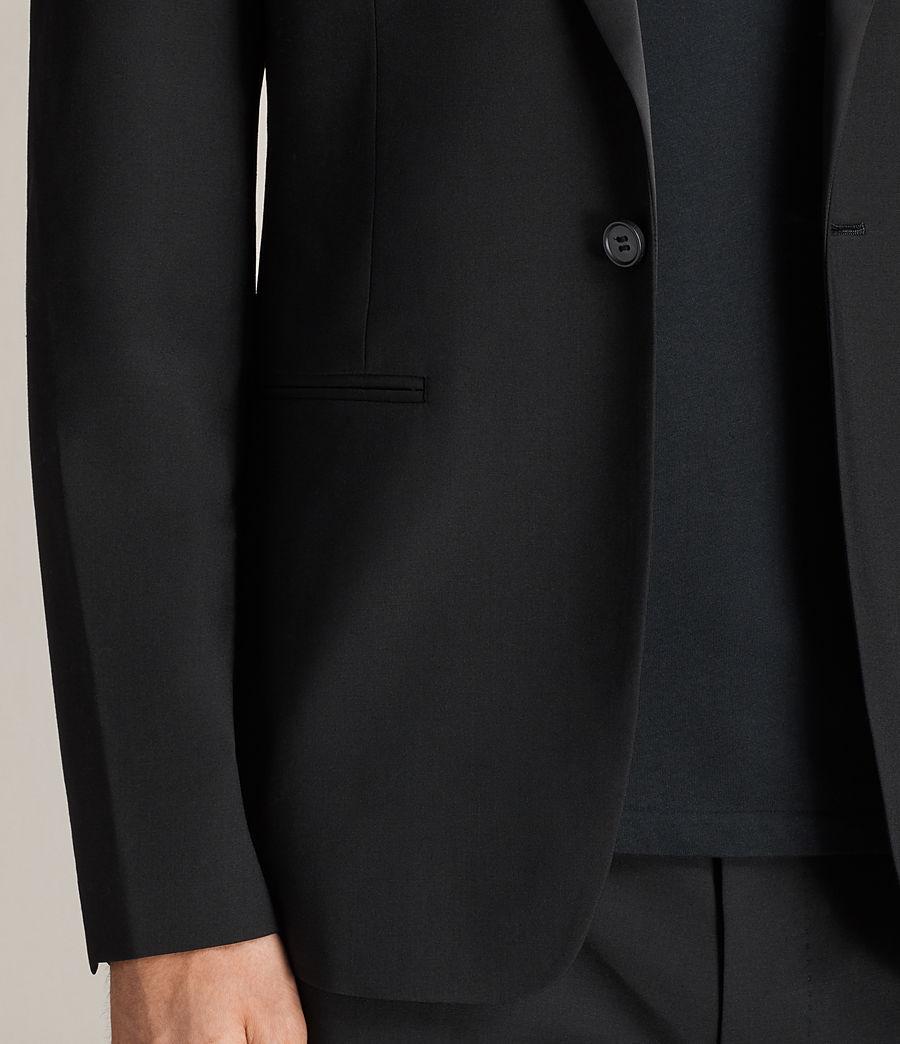 Hombres Blazer Elbridge (black) - Image 5