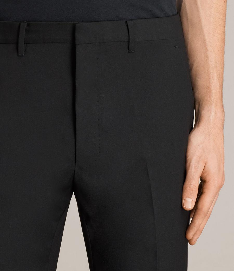 Hommes Pantalon Elbridge (black) - Image 2