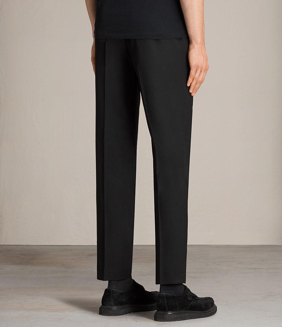 Hommes Pantalon Elbridge (black) - Image 4