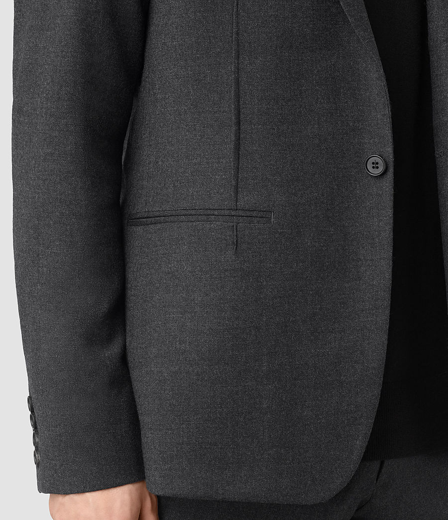 Men's Colt Blazer (charcoal_grey) - Image 3