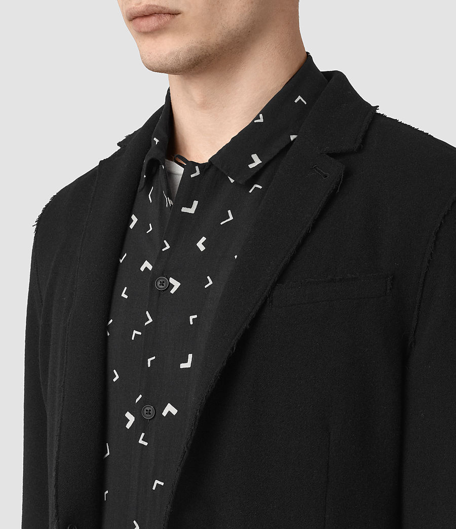 Hommes Blazer Bresson (black) - Image 3
