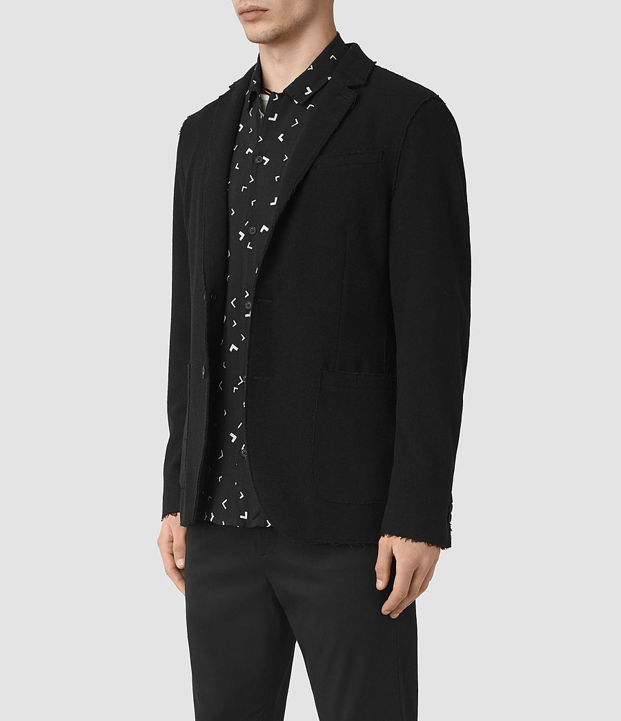 Men's Bresson Blazer (black) - Image 4