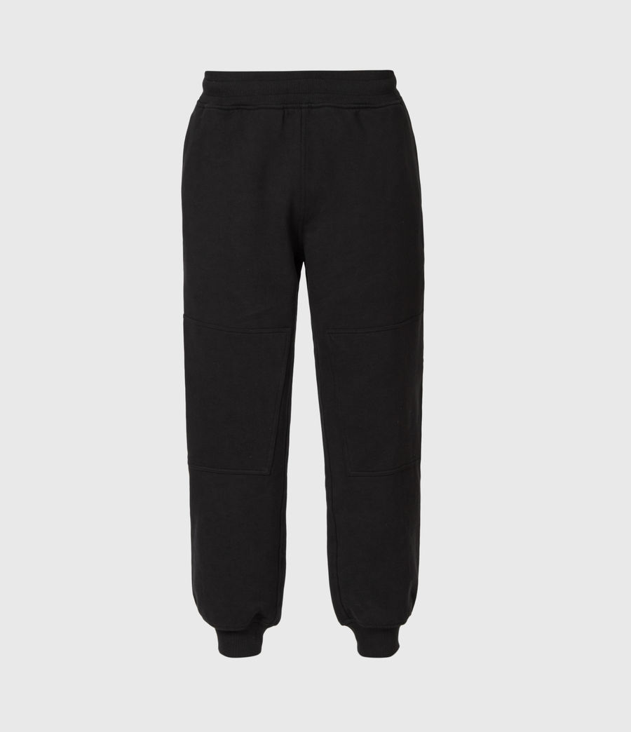 Herren Laing Track Sweatpants (black) - Image 2