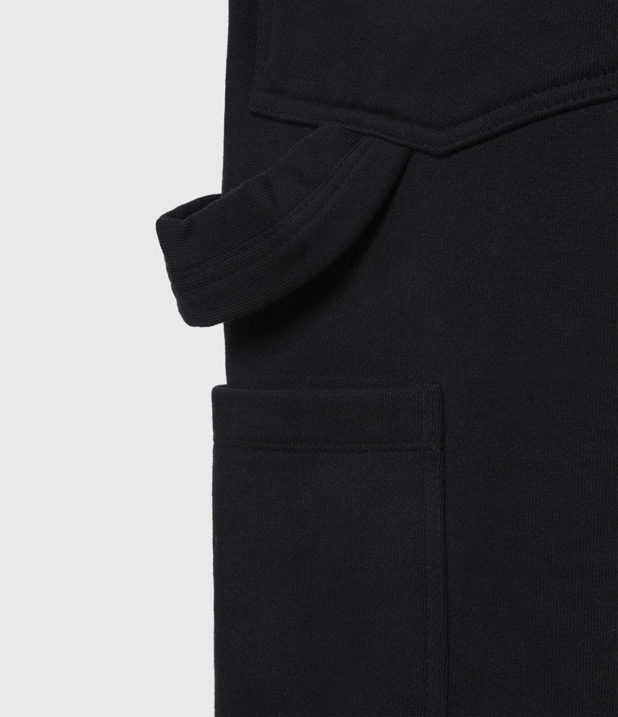 Herren Laing Track Sweatpants (black) - Image 6