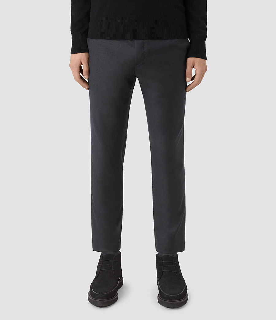 Hombres Pantalones Karlsen (charcoal_grey) - Image 1
