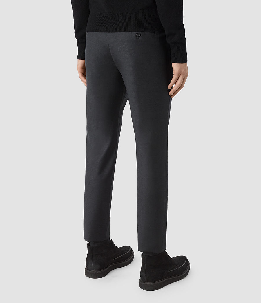 Hombres Pantalones Karlsen (charcoal_grey) - Image 3