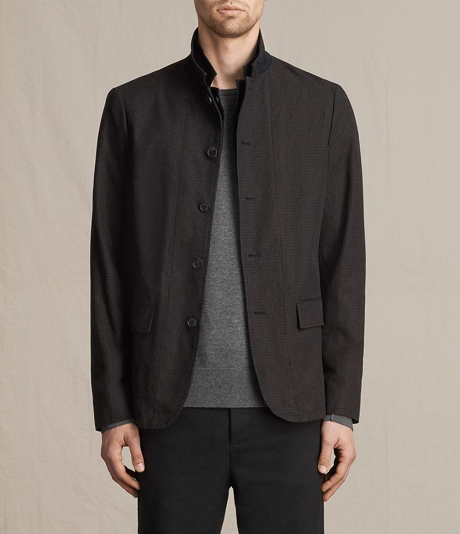 Hombres Blazer Mayson (black) - Image 1