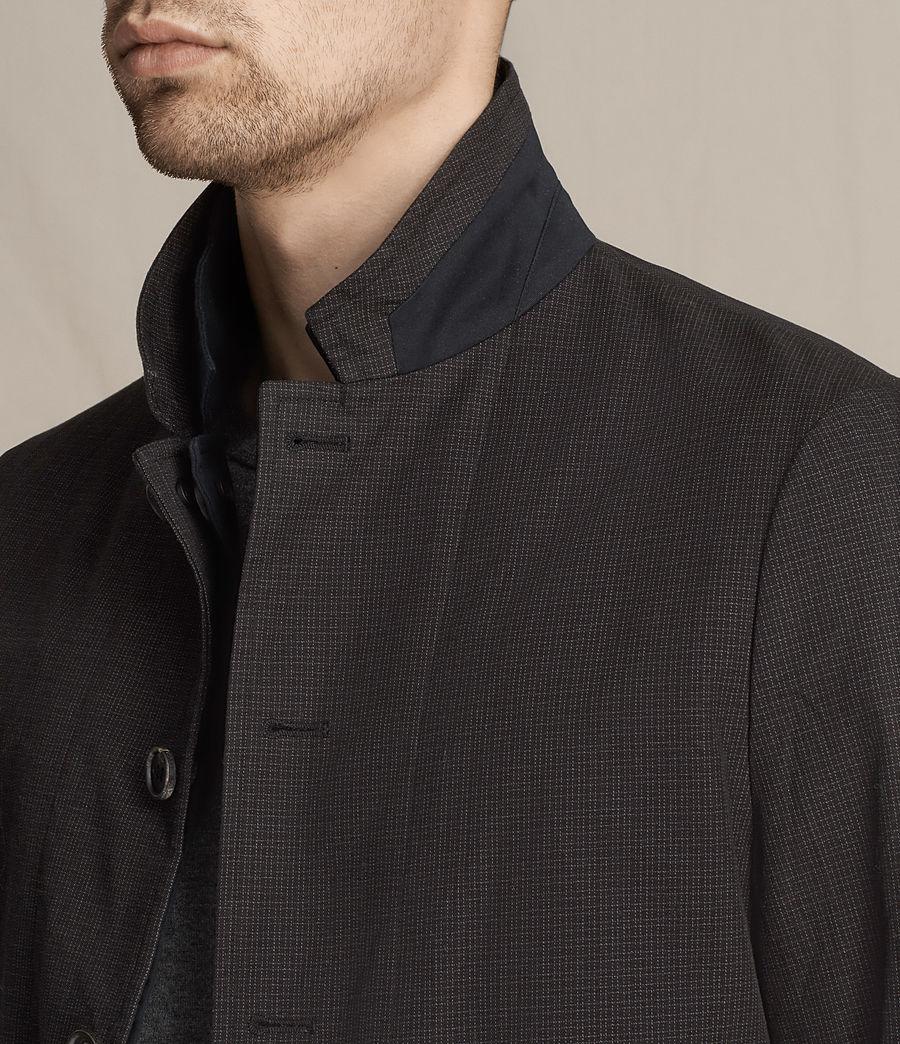 Hombres Blazer Mayson (black) - Image 2
