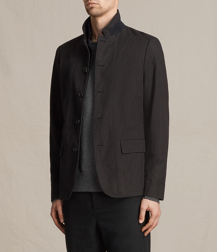 Hombres Blazer Mayson (black) - Image 3
