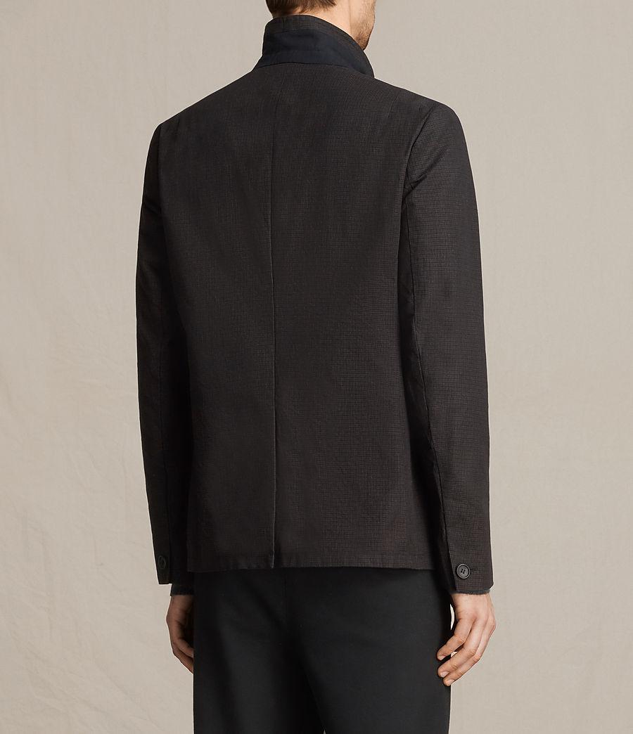 Hombres Blazer Mayson (black) - Image 4
