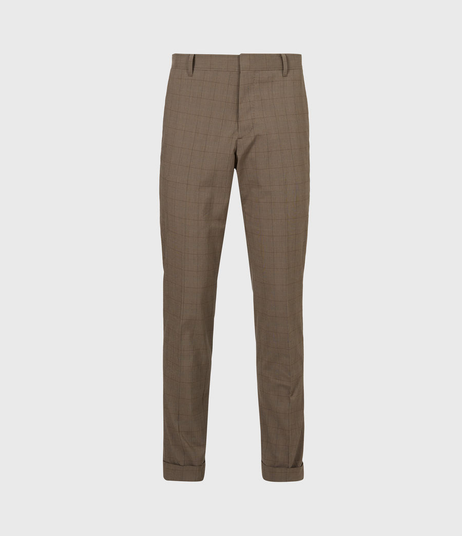 Men's Troy Trousers (brown) - Image 2