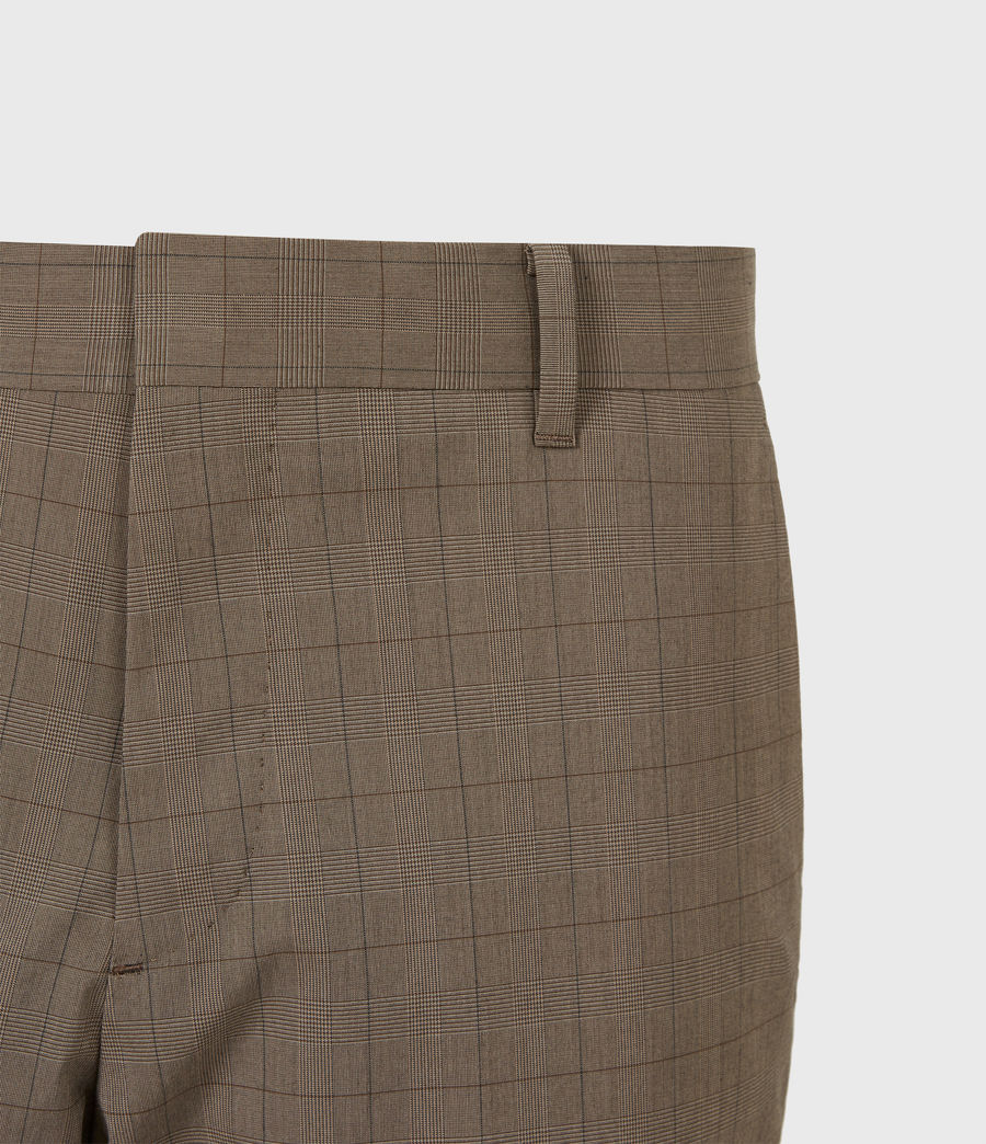 Men's Troy Trousers (brown) - Image 5