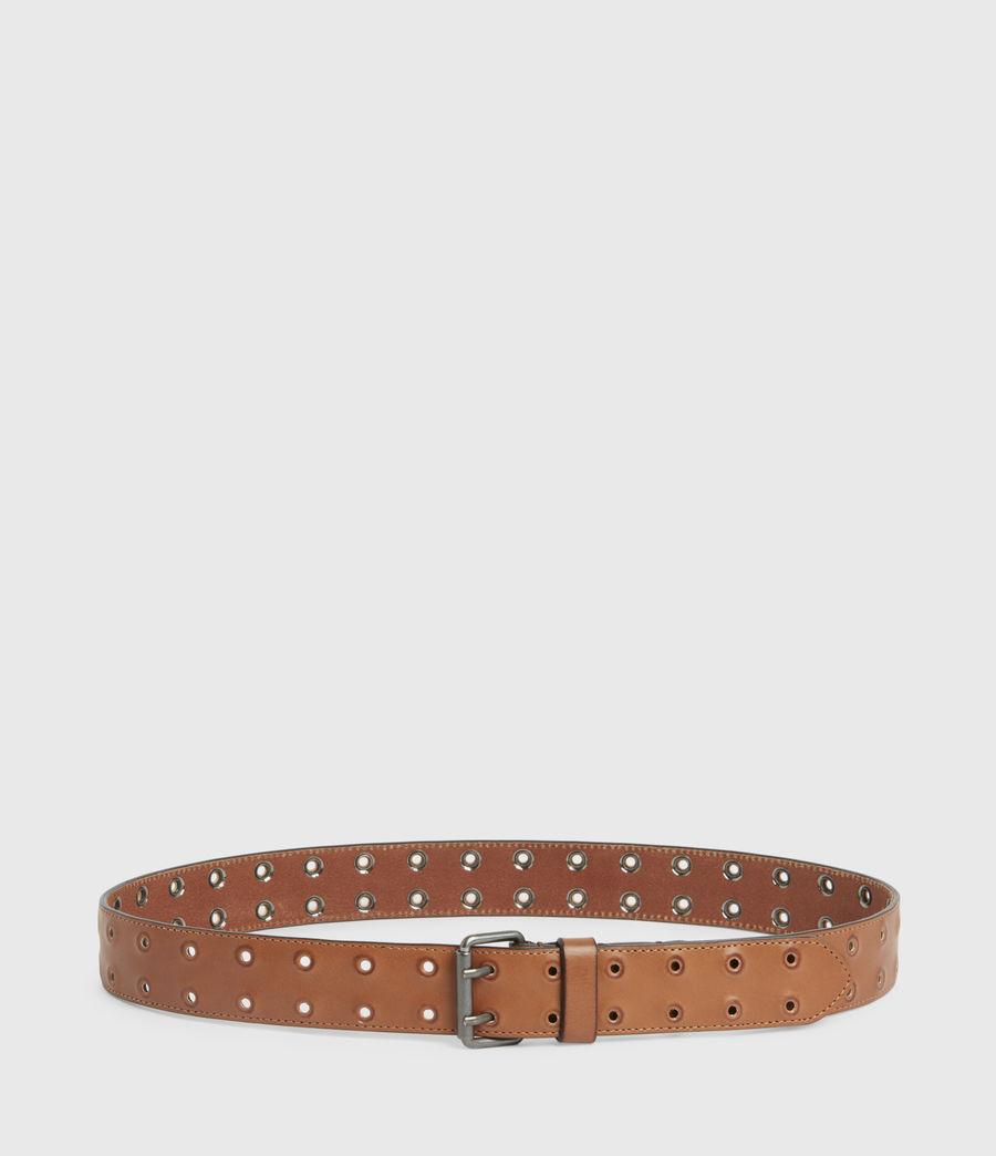 Men's Finn Leather Belt (canyon_brown) - Image 5