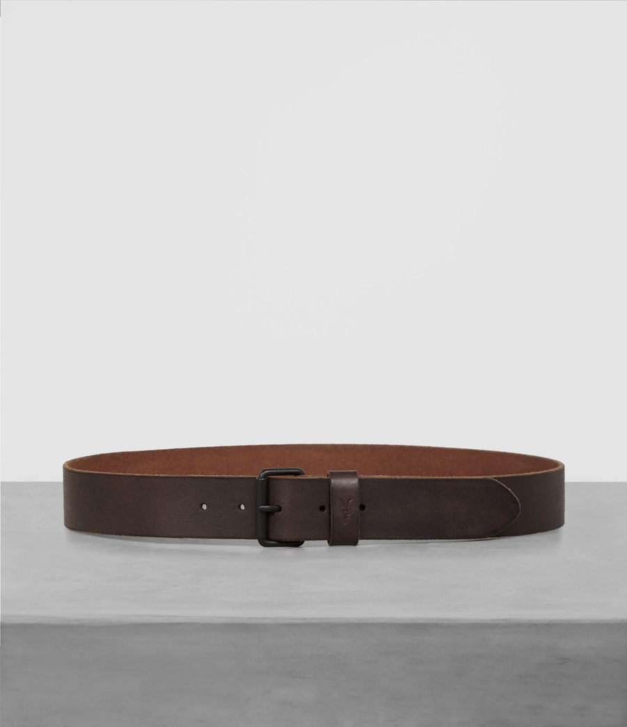 Mens Dunston Belt (bitter_brown) - Image 1