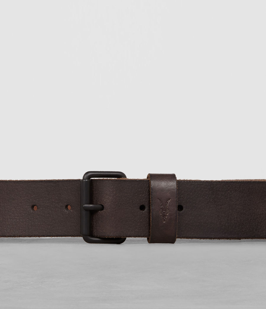Mens Dunston Belt (bitter_brown) - Image 2