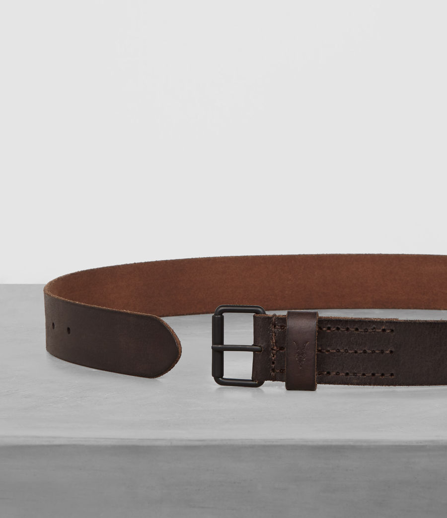 Mens Dunston Belt (bitter_brown) - Image 3