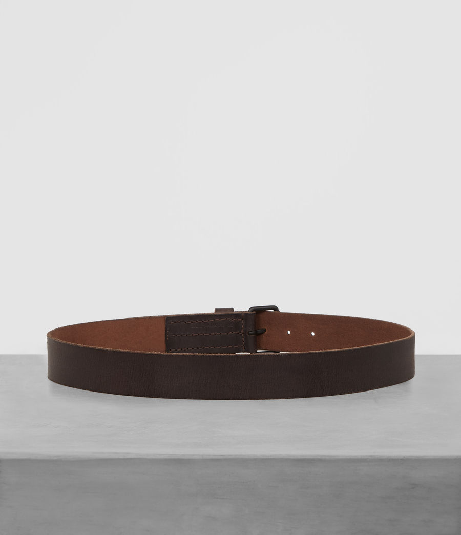 Mens Dunston Belt (bitter_brown) - Image 4