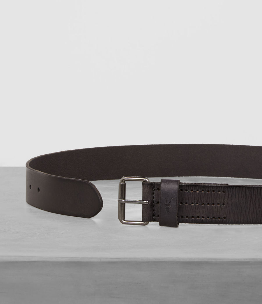 Mens Dunston Belt (black) - Image 3