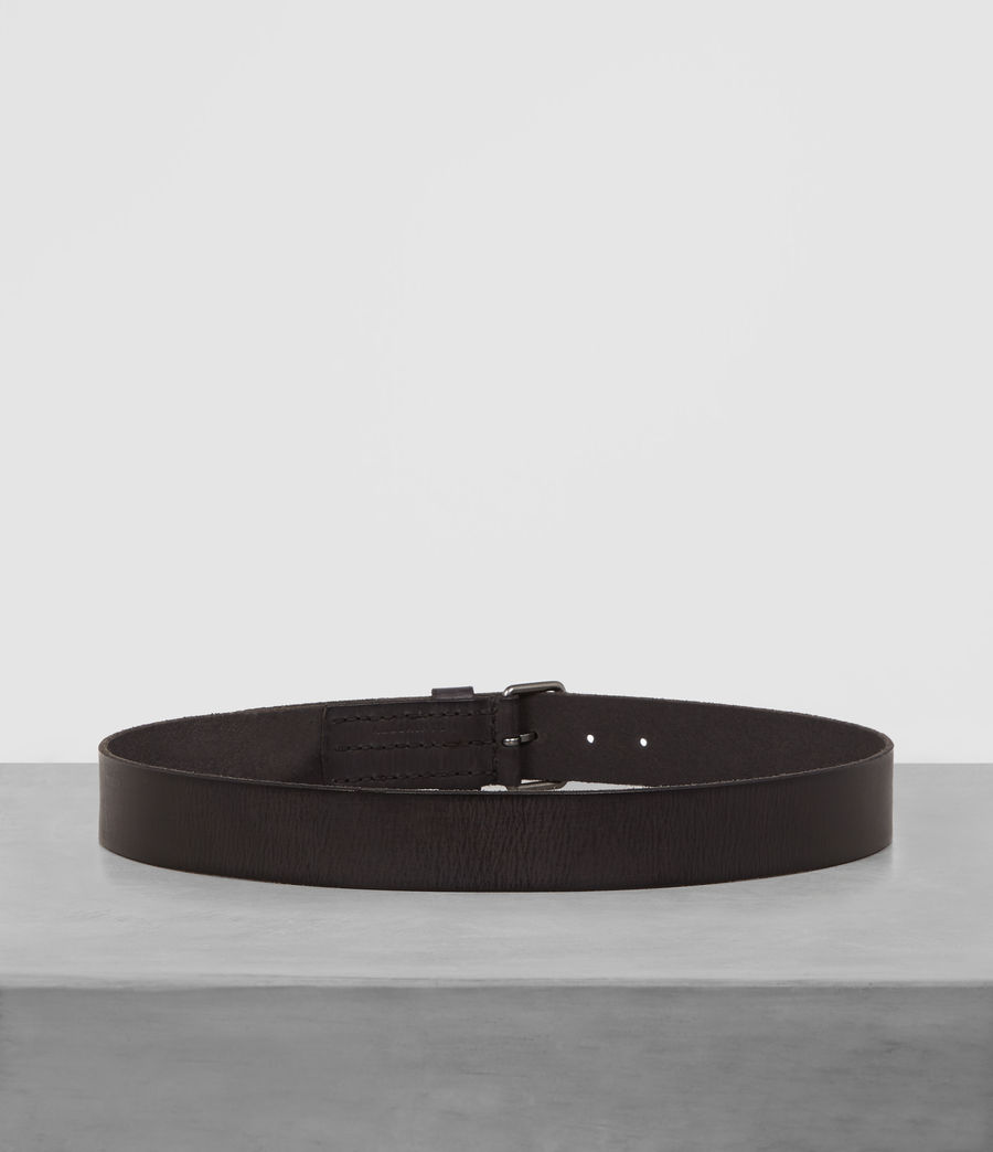 Mens Dunston Belt (black) - Image 4